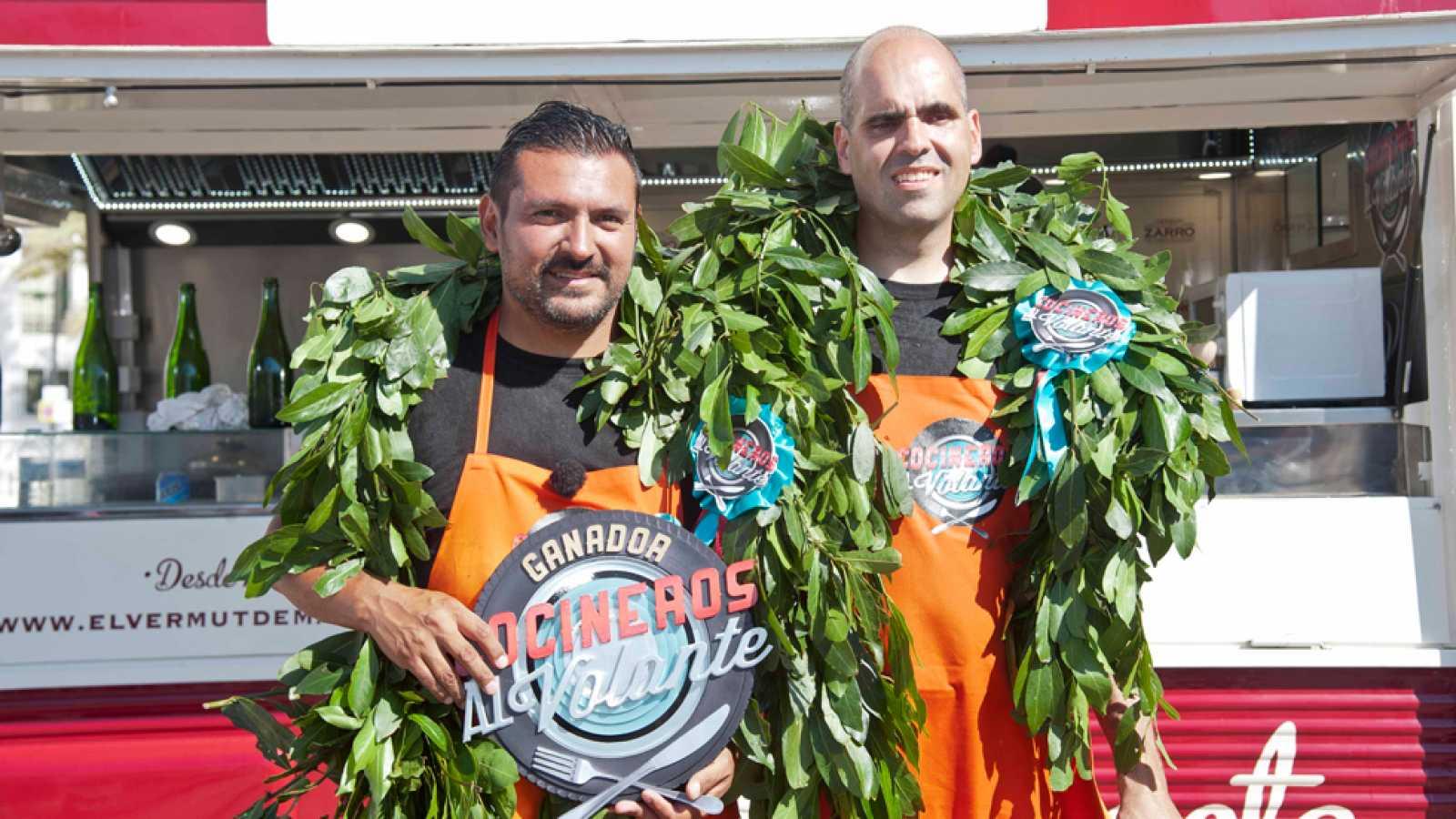 Cocineros al Volante - La Vermuneta, ganador de Cocineros al Volante