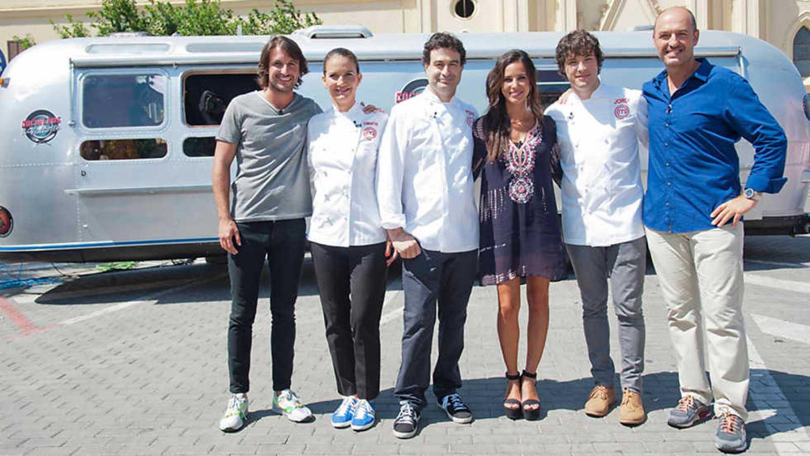 Cocineros al volante - 01/09/15 - ver ahora