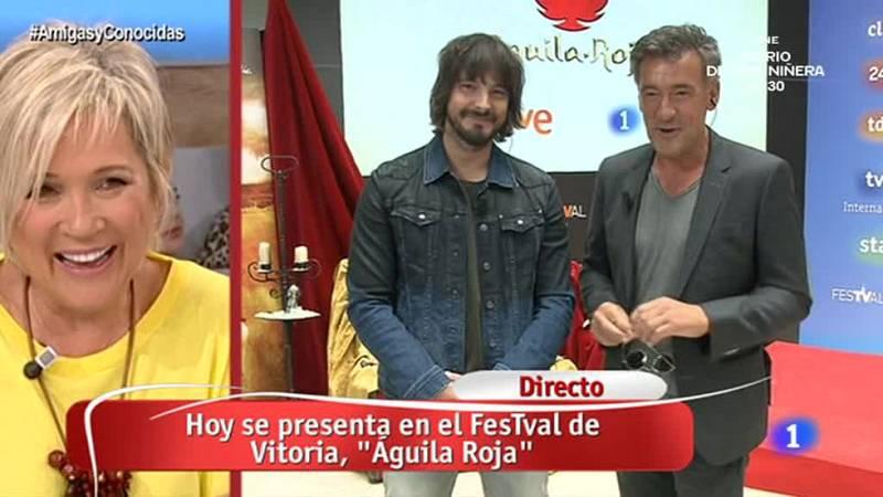Amigas y Conocidas - Águila Roja estrena su octava temporada en el Festival de Vitoria