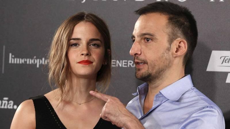 Emma Watson protagoniza el regreso de Amenábar con 'Regresión'