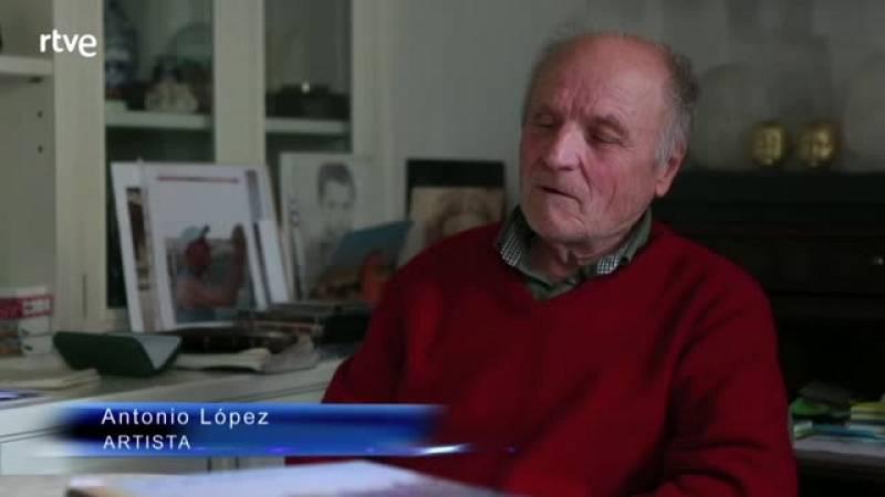 Entrevista a Antonio López, artista