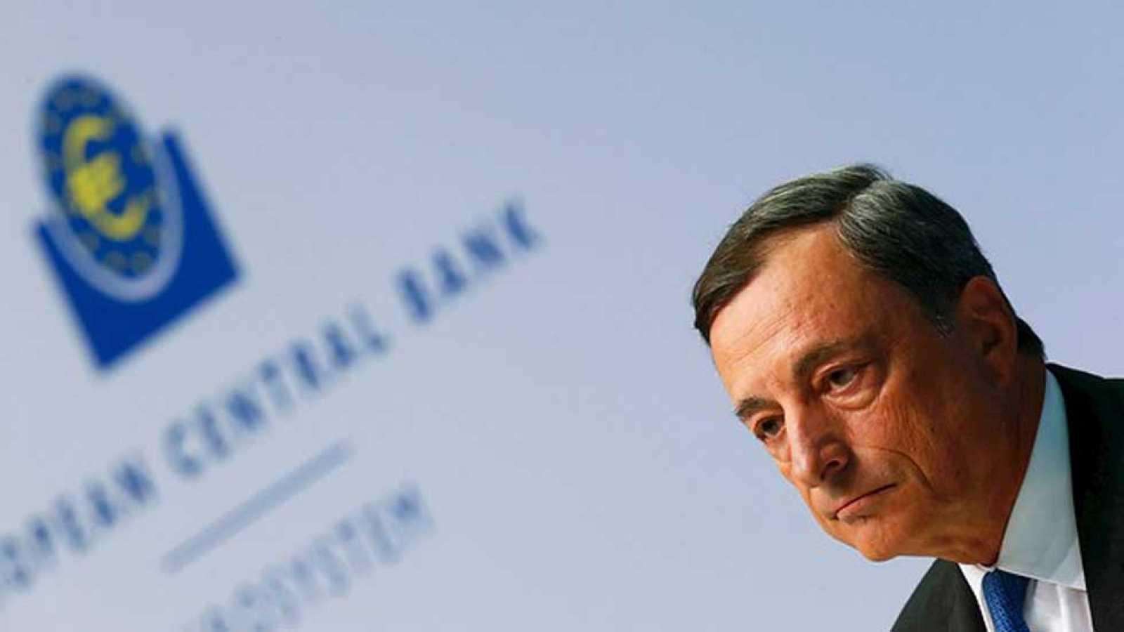 """El BCE, listo para extender el programa de compra de deuda más allá de septiembre de 2016 """"si fuera necesario"""""""