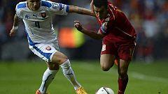 Futbol - Eurocopa en juego