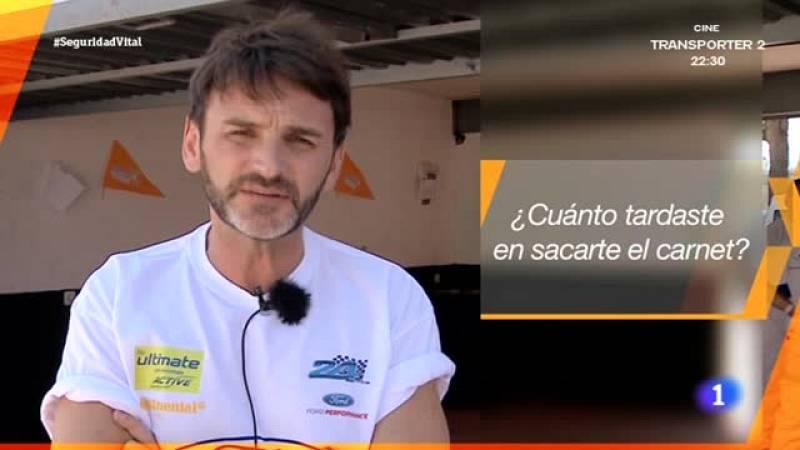 'Seguridad Vital' - 'Entrevista' - Fernando Tejero
