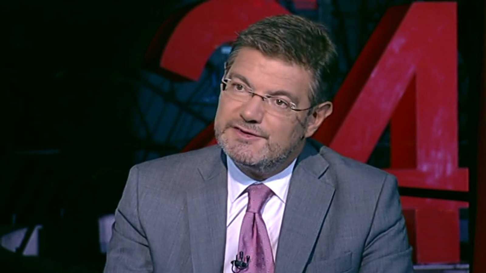 """El ministro de Justicia dice que la reforma del TC """"solo le puede preocupar al que pretende incumplir las leyes"""""""