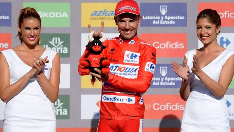 Las calles de Burgos ponen a prueba a 'Purito' Rodríguez, que defenderá su liderato ante la amenaza de Tom Dumoulin, el gran favorito para recuperar el maillot rojo.
