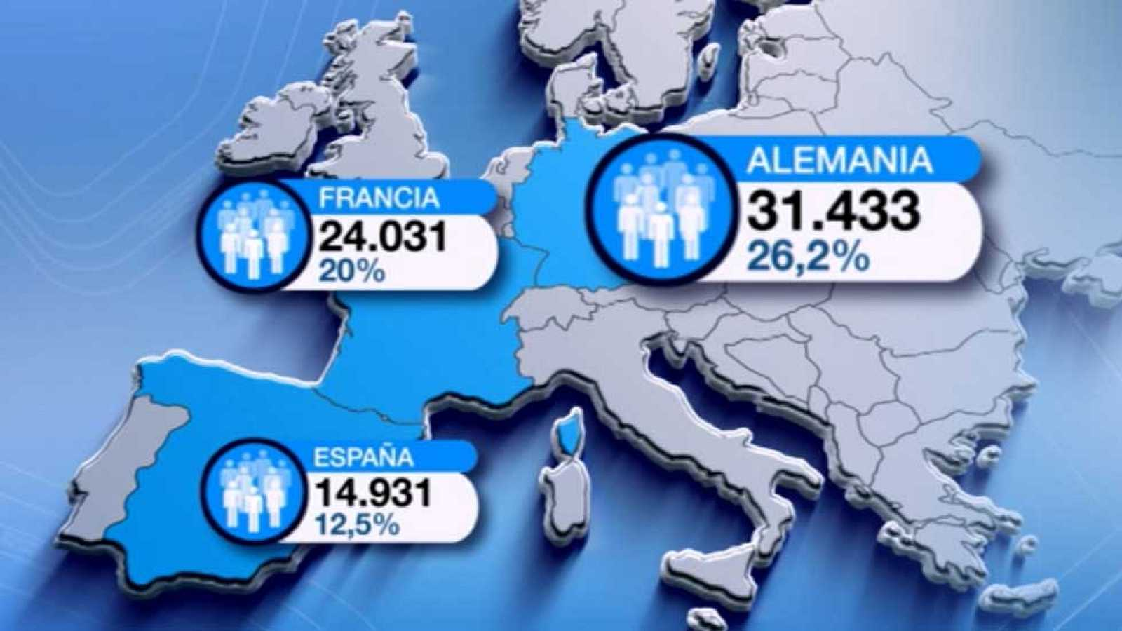 España acogerá a 14.931 refugiados del total de 120.000