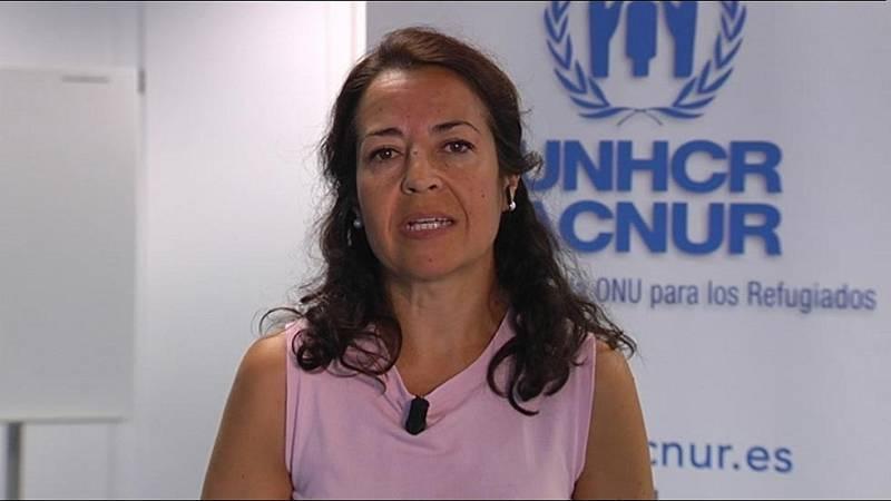 ACNUR España pide mejoras en el sistema de acogida de refugiados