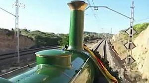 El ferrocarril del progreso - Homenaje a Francesc Gumà
