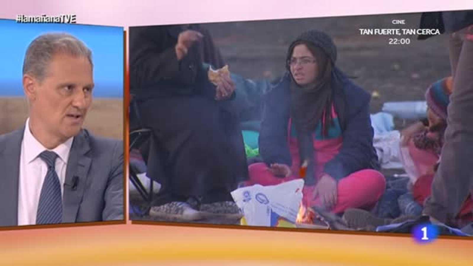 La mañana - El drama de los refuegiados sirios