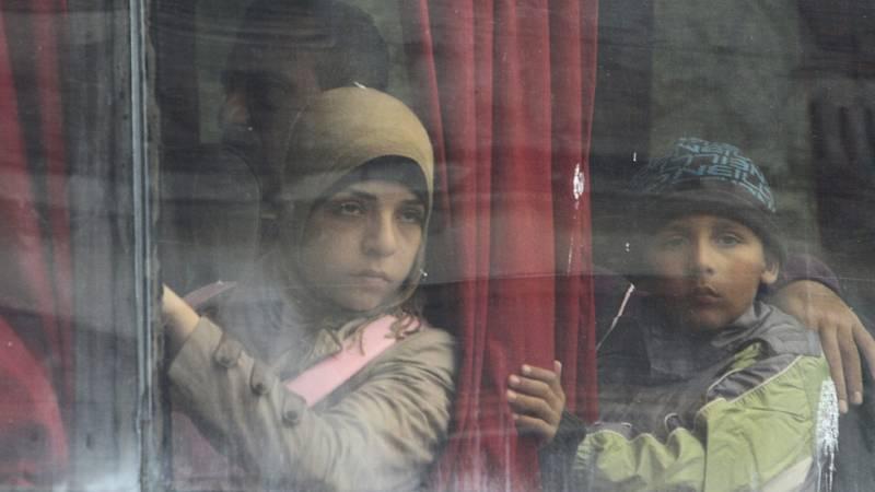 La situación de los refugiados se complica en Hungría