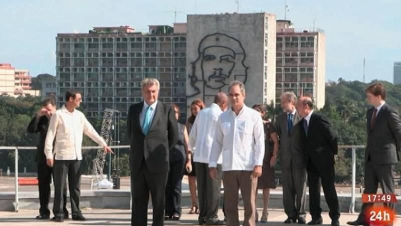 Parlamento - Conoce el parlamento - Viaje de Posada y diputados a Cuba - 12/09/2015