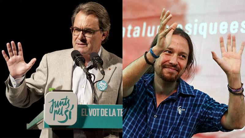 La suspensión por el TC de la Agencia Tributaria catalana entra en la campaña