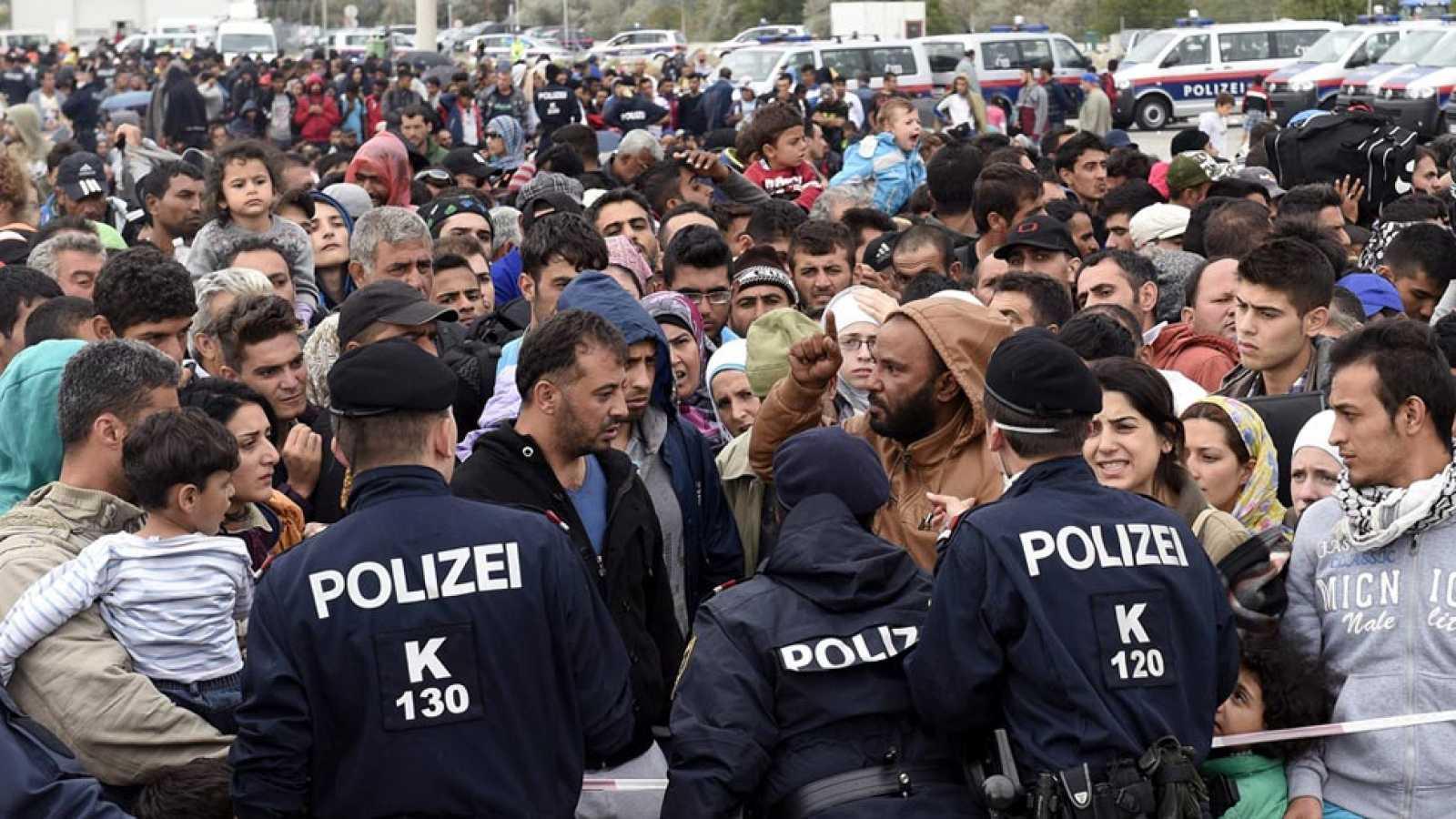 Los Veintiocho posponen hasta octubre el acuerdo sobre el reparto de 120.000 refugiados