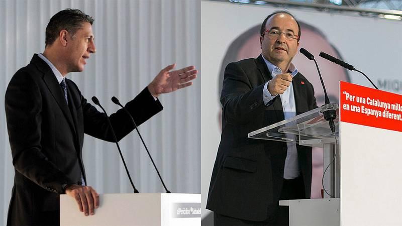 """Iceta: La vía independentista en Cataluña está """"condenada al desastre"""""""