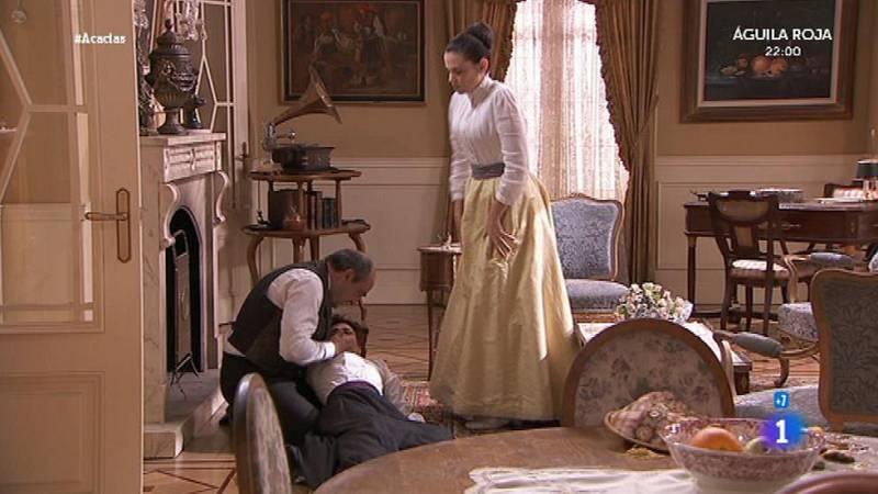 Acacias 38 - María Luisa se encuentra muy mal y Trini se desmaya