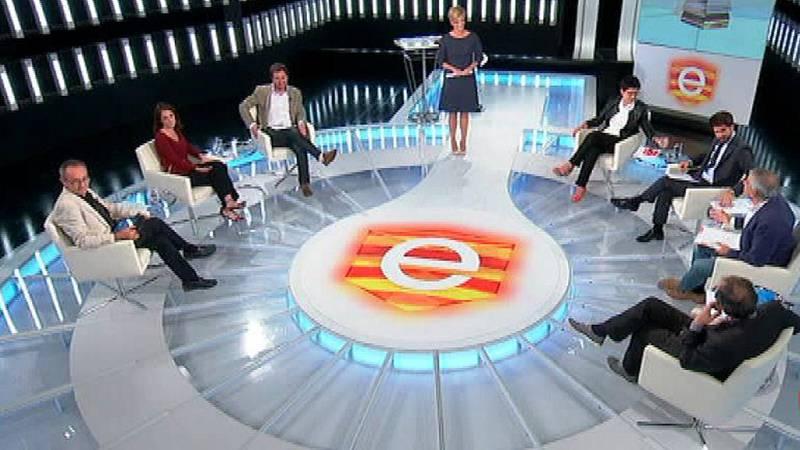Debate electoral Cataluña 2015 - Intervenciones finales