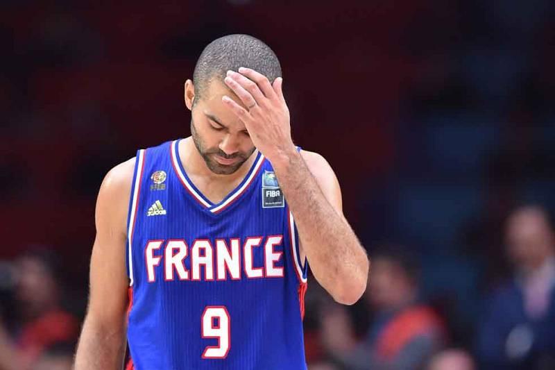 Los afición francesa, desolada tras la derrota frente a España