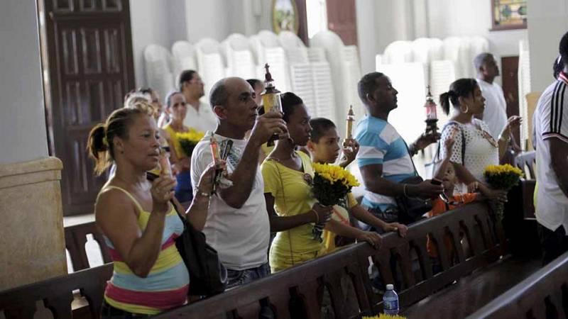 Los cubanos esperan que la visita del papa traiga cambios
