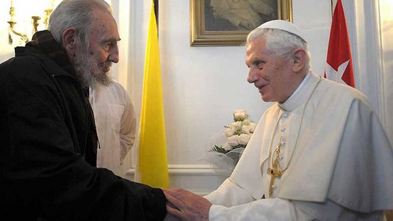 Otros papas han visitado Cuba anteriormente