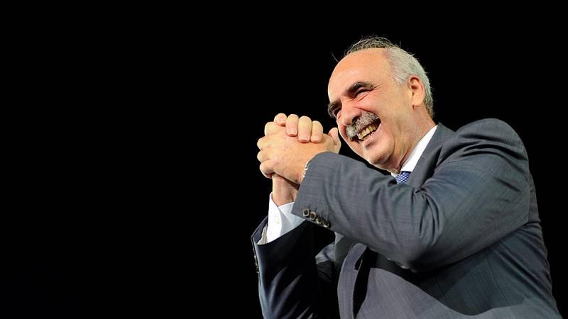 Meimarakis, de solución provisional a uno de los líderes griegos más populares