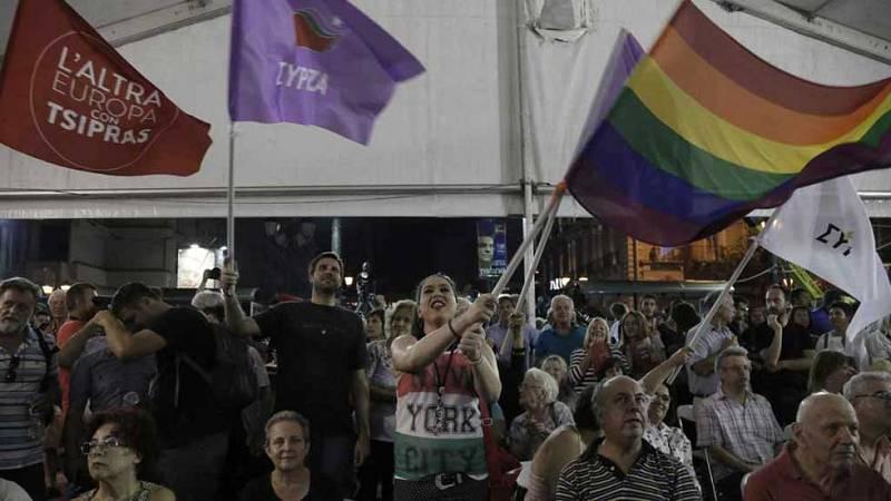 Tsipras renueva su victoria en Grecia