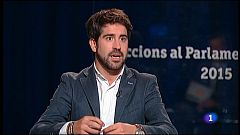 Entrevistes Electorals 2015 - Roger Montañola