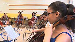 Taller de verano de Repor - Sinfonía para un barrio