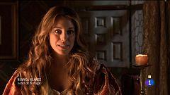 El mundo de Carlos - Blanca Suárez explica la entrada de su personaje, Isabel de Portugal