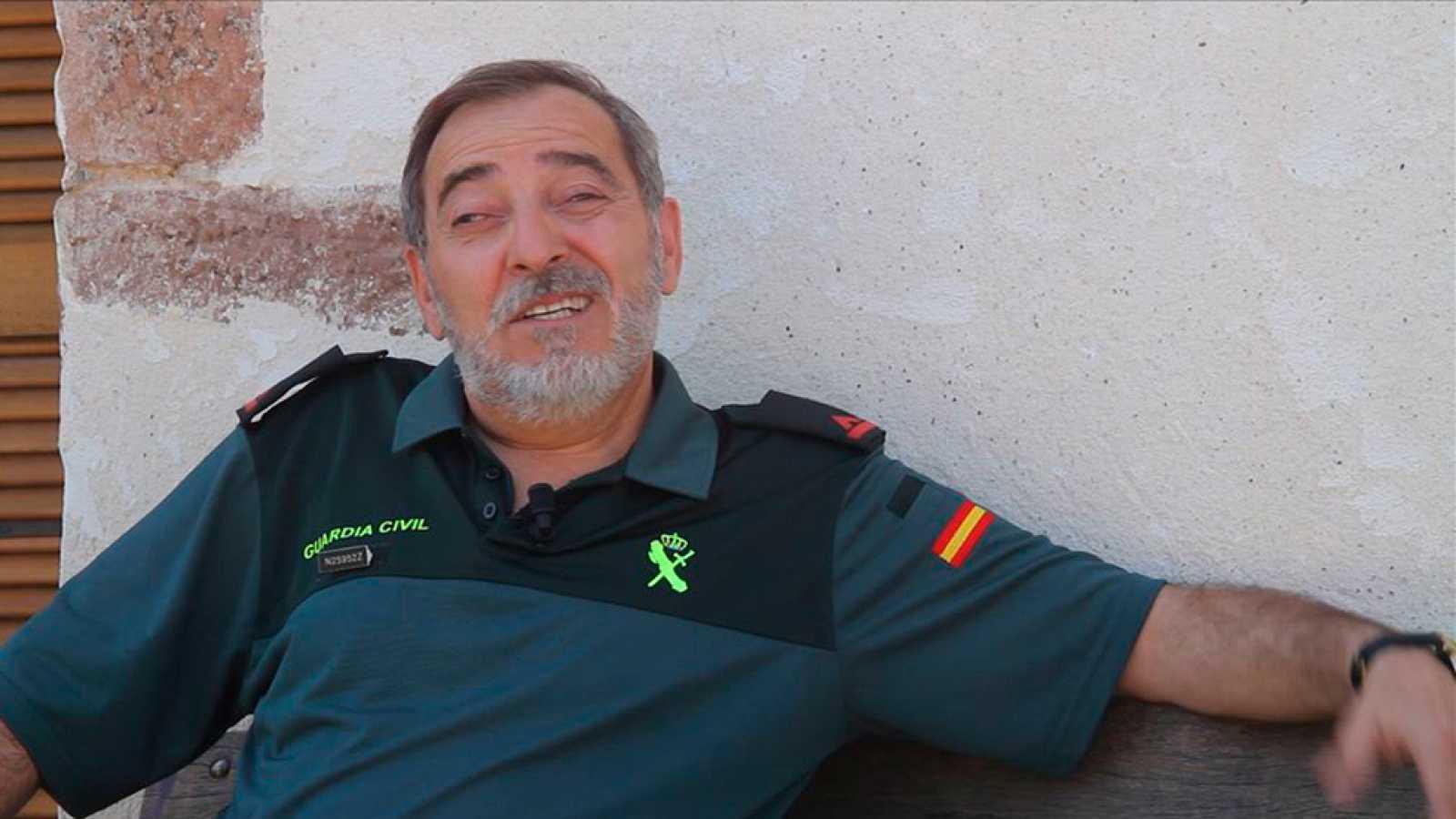 Olmos y Robles - Entrevista a Enrique Villén