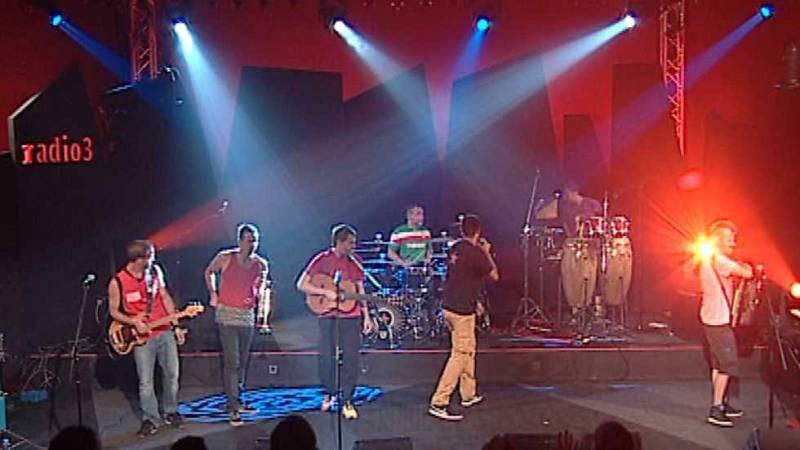 Los conciertos de Radio 3 - La Pegatina - Ver ahora