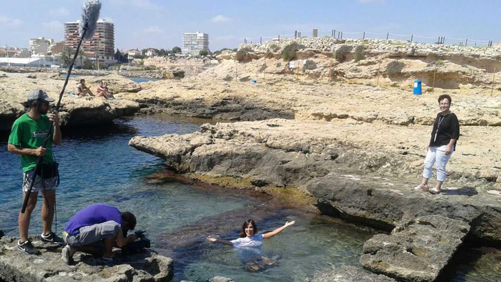Aqui La Tierra Los Banos De La Reina En Alicante Rtve Es