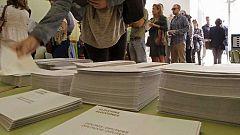Especiales Informativos - Avance informativo: Elecciones Cataluña 2015