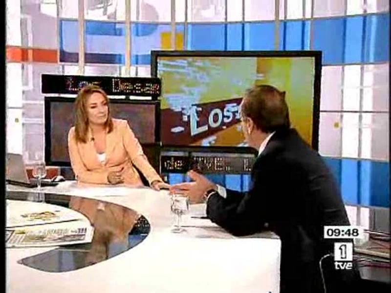 José Antonio Alonso analiza el nuevo Gobierno en Los Desayunos