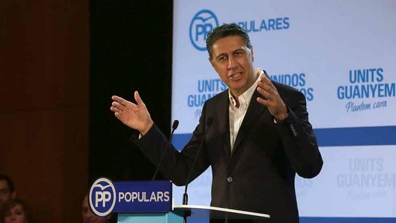 """Xavier García Albiol: """"No son unos buenos resultados para nosotros. No podemos estar satisfechos"""""""