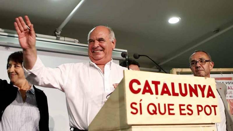 """Lluís Rabell: """"No hemos llegado al objetivo que perseguíamos"""""""