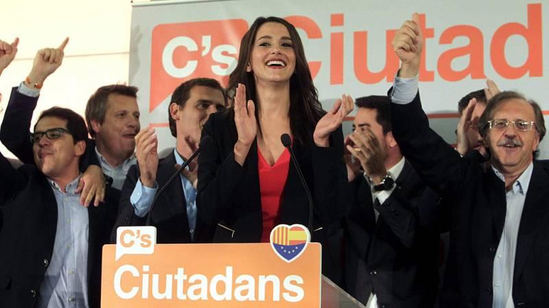 """Inés Arrimadas: """"Artur Mas solo puede hacer una cosa: dimitir e irse a su casa"""""""