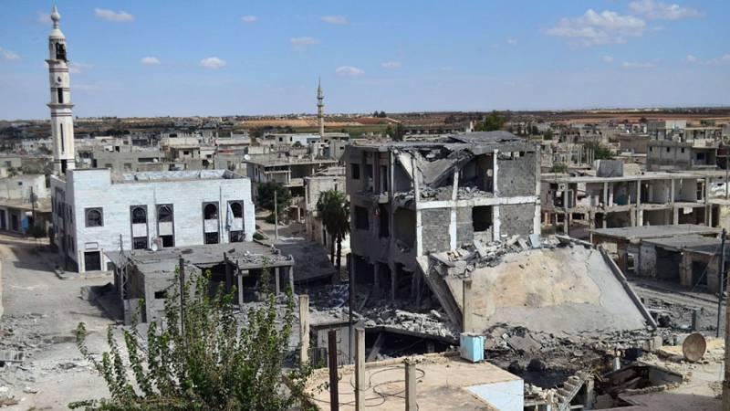 Primer bombardeo ruso contra posiciones del 'Estado Islámico', tras la petición de damasco