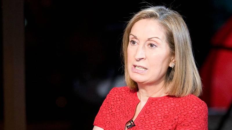 """Ana Pastor señala que la entrada de operadores privados en las líneas que hace Renfe será """"muy lenta y gradual"""""""