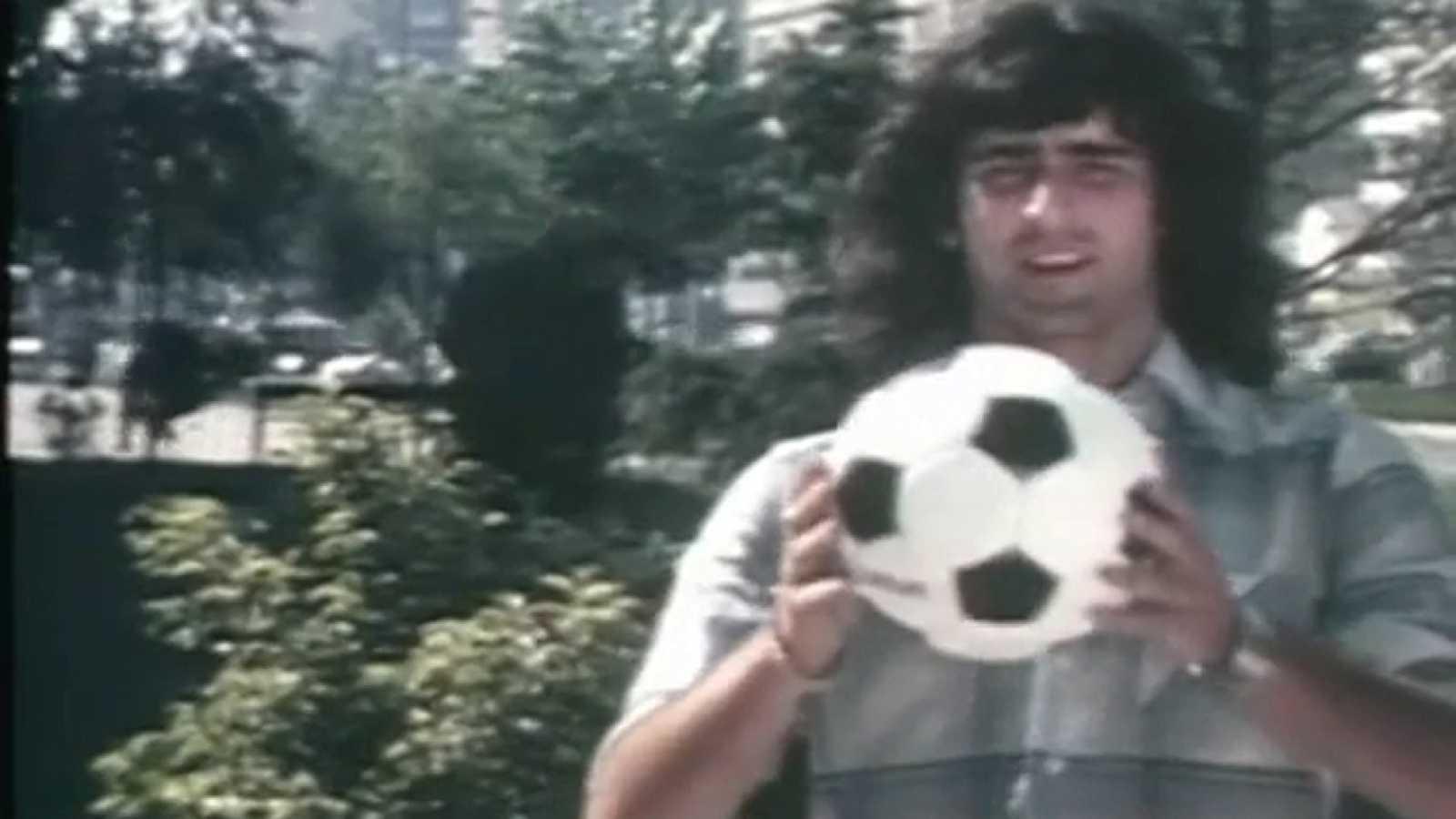 300 millones - Fútbol, con Kempes