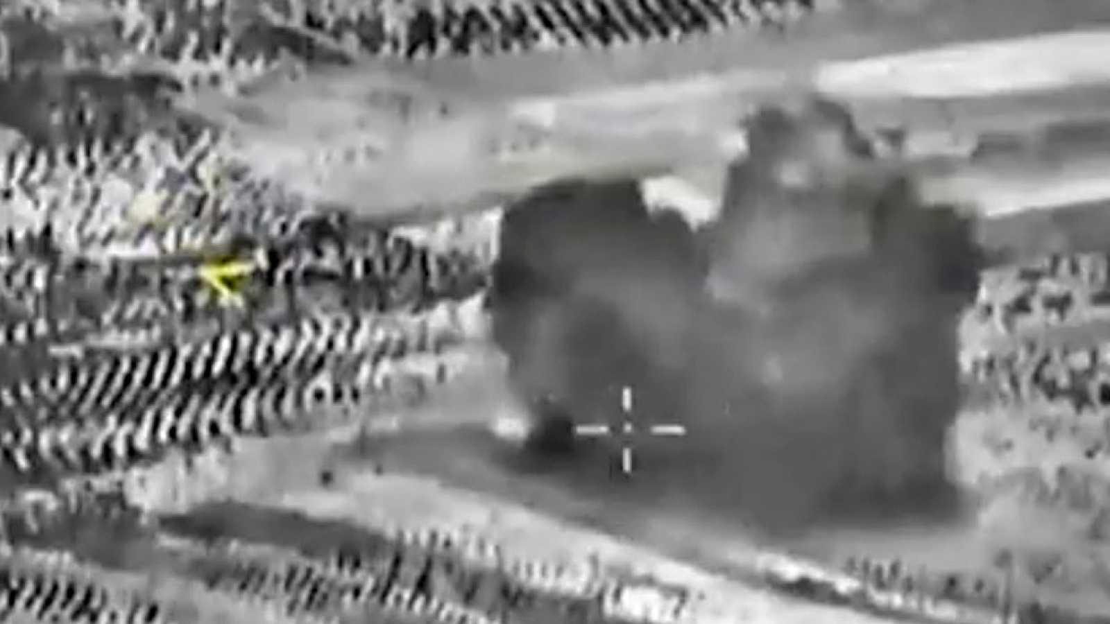 Rusia bombardea Raqqa, la capital del califato y cuartel general del Estado Islámico