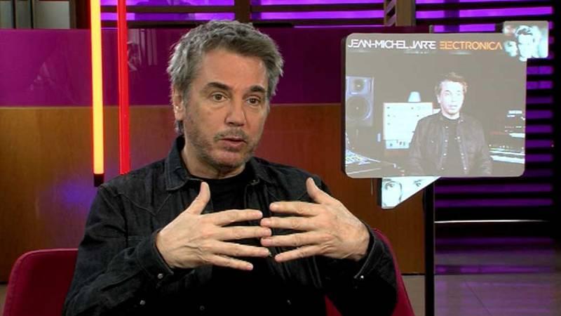 Nuevo disco de Jean Michel Jarre