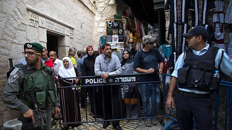 """Una ola de apuñalamientos en Israel y Cisjordania pone la región la """"alerta máxima"""""""