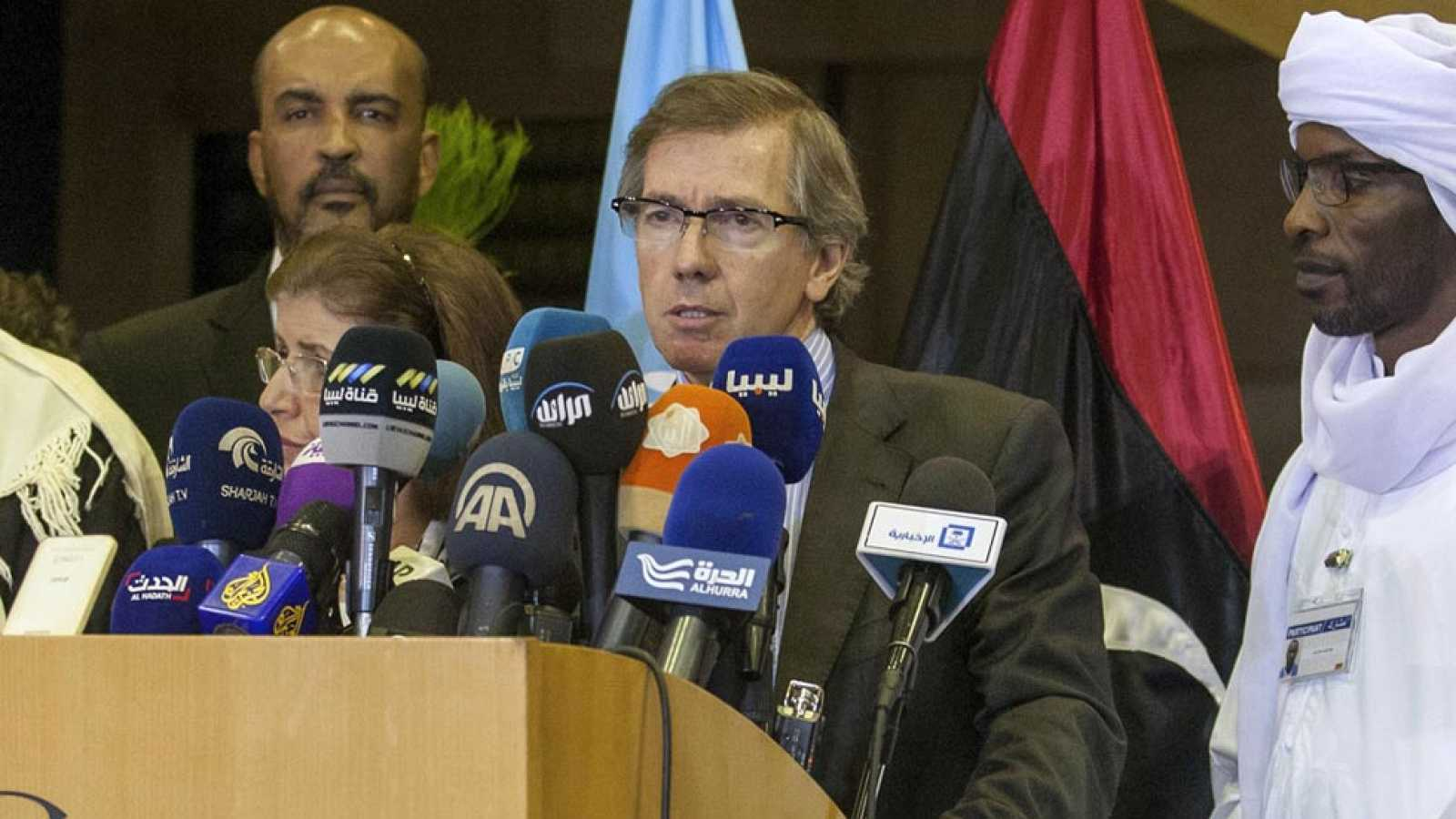 La ONU propone un gobierno de unidad en Libia para conciliar a las facciones beligerantes