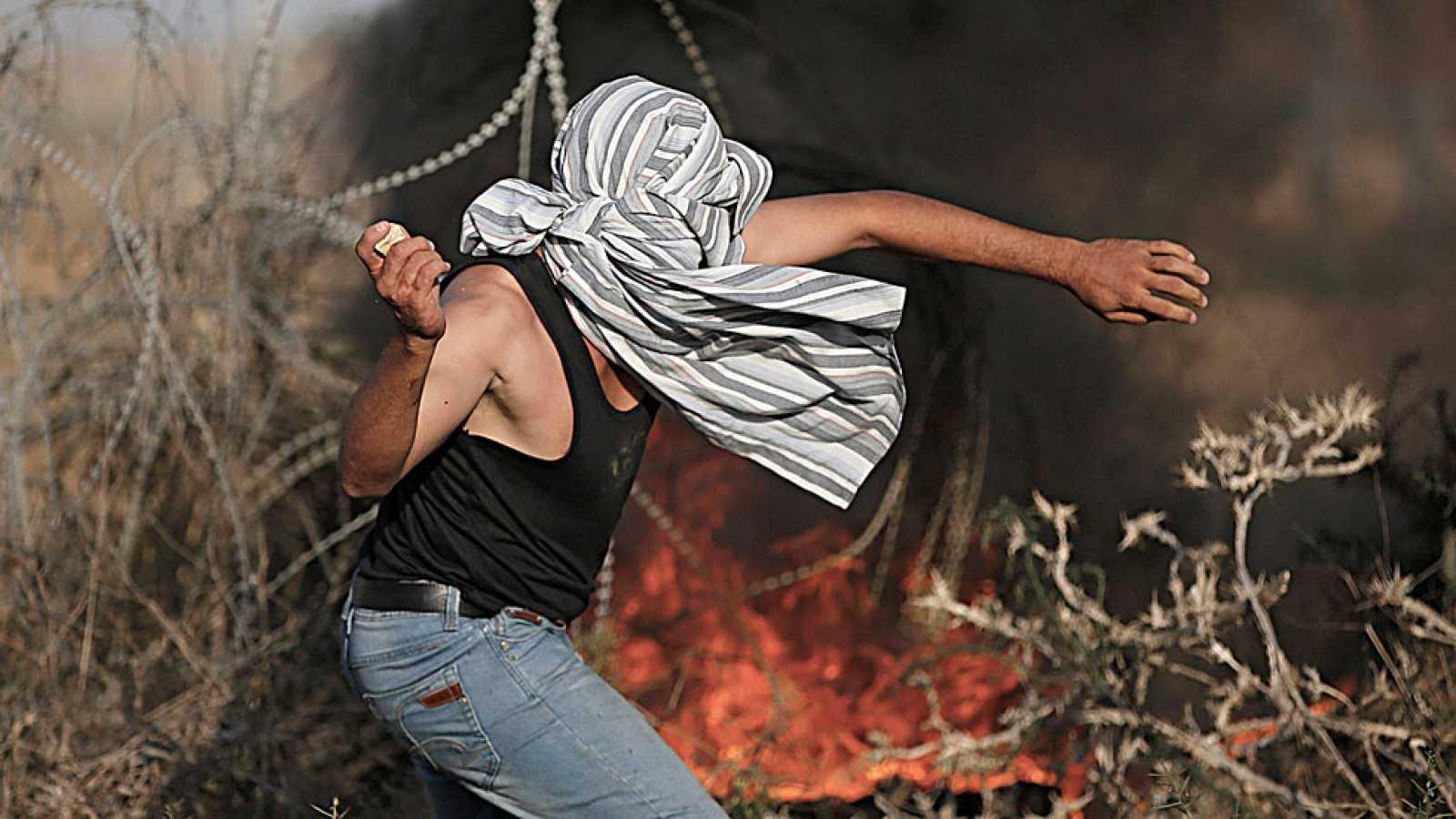 """Hamás llama a """"reforzar la Intifada"""" en Cisjordania para liberar Jerusalén"""