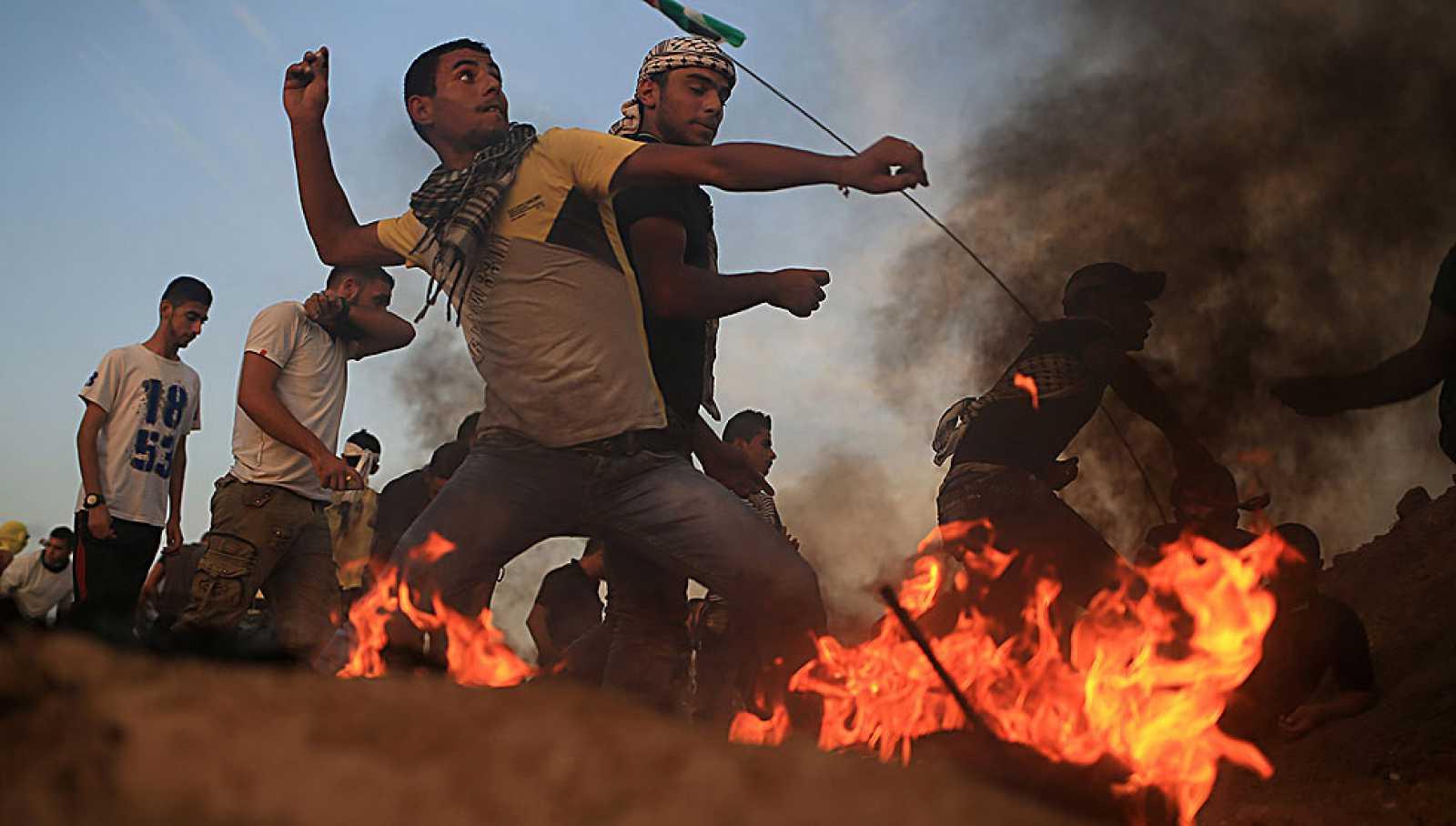 Tres israelíes y tres palestinos mueren en una nueva 'jornada de ira'