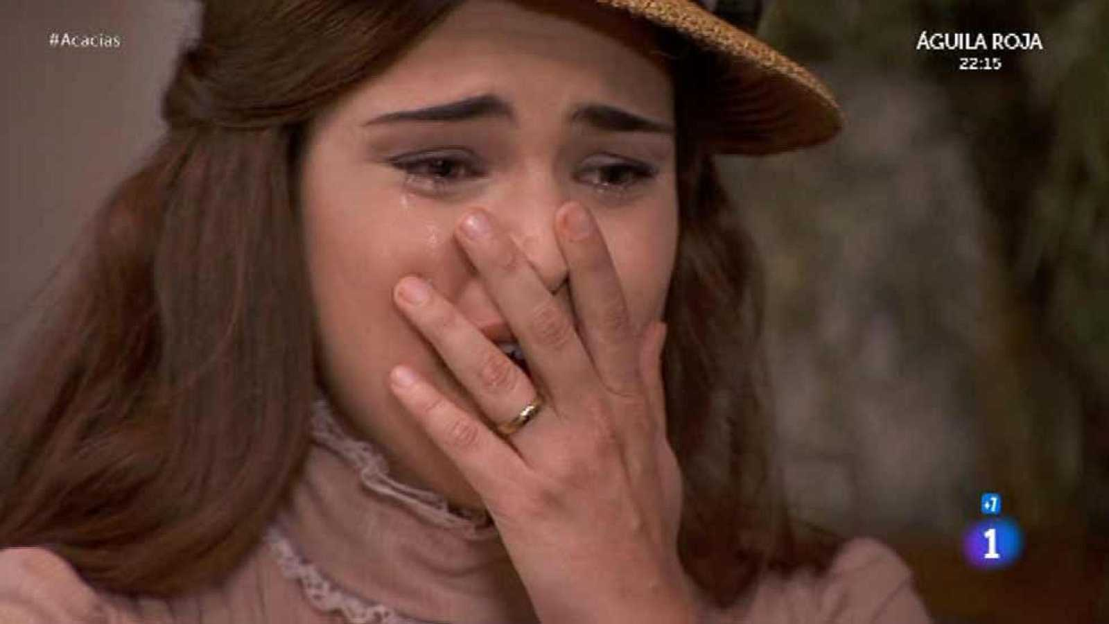 Acacias 38 - Leonor se entera de que Pablo va a ser padre
