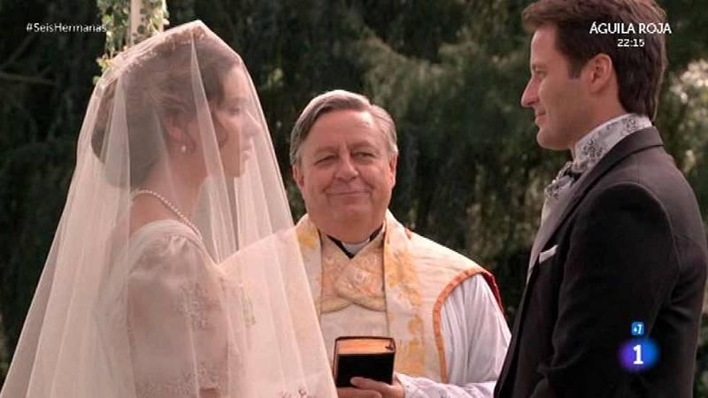Seis Hermanas - Blanca se casa con Rodolfo