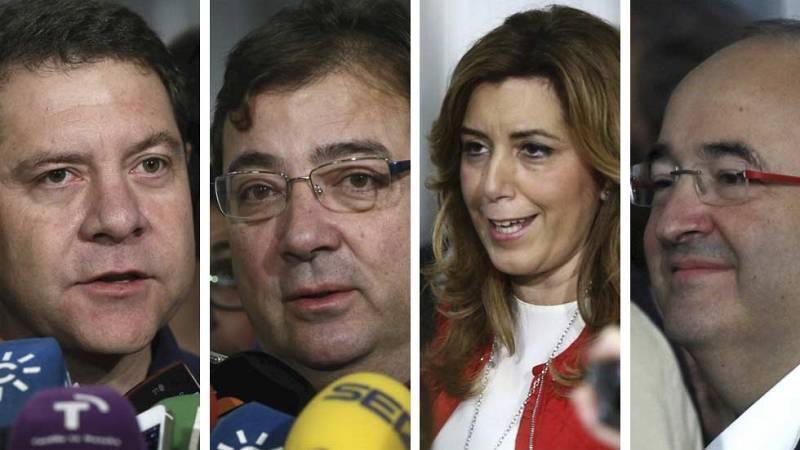 Los barones del PSOE valoran positivamente la inclusión de Lozano en las listas