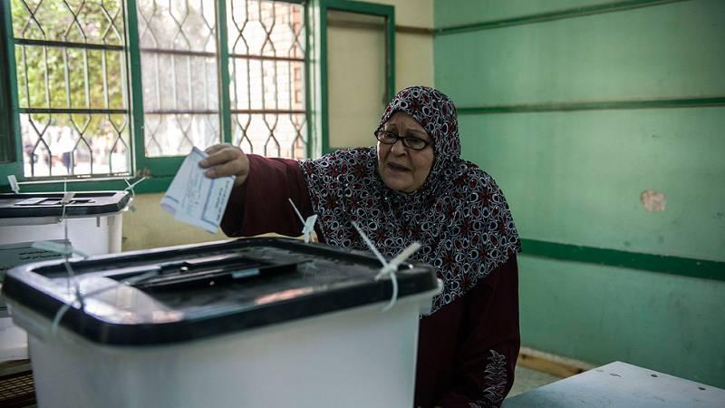 Arrancan en Egipto las primeras elecciones desde el golpe de Estado